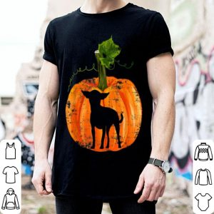 Funny Chihuahua In Pumpkin Funny Halloween Dog Lovers Gift shirt