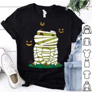 Funny Mummy Frog Halloween Costume shirt