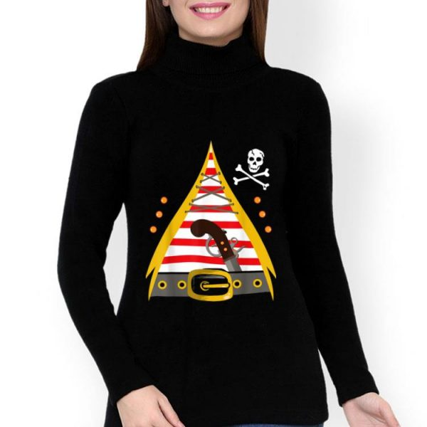 Halloween Pirate Buccaneer Costume Man Woman Kids shirt