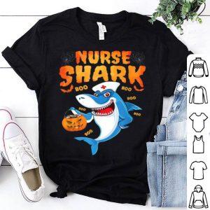 Nurse Shark Halloween Halloween Nurse shirt