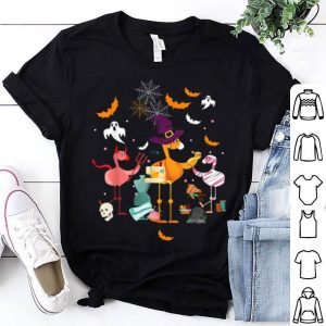 Official Flamingo Quilting Halloween Costume Sewing Crochet shirt