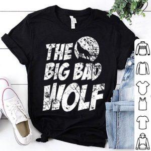 The Big Bad Wolf, Funny Cute Halloween Costume shirt