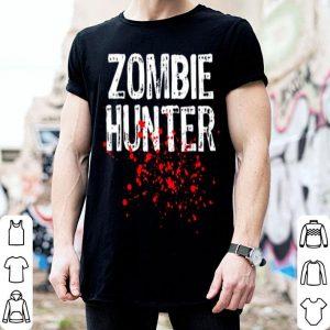 Zombie Hunter Halloween shirt