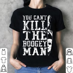 Awesome Halloween Tee You Can't Kill The Horror Theme Vintage shirt