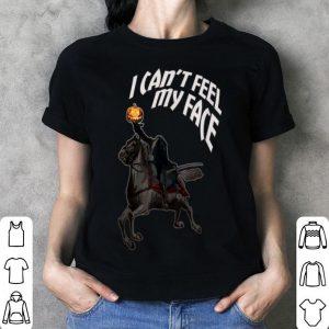 Awesome Headless Horseman Halloween Pumpkin shirt