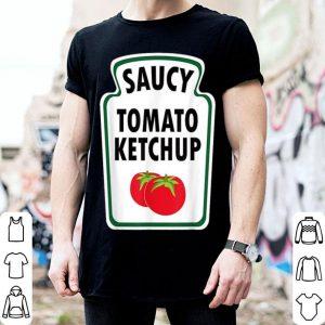 Beautiful Easy Halloween Costume Ketchup Group Mustard Relish shirt