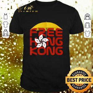 Cheap Umbrella Free Hong Kong shirt