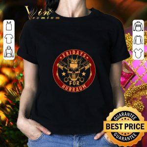 Cool Skull fridays for hubraum shirt