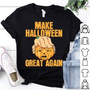 Funny Trump Halloween Trumpkin Tee Costume Gift shirt