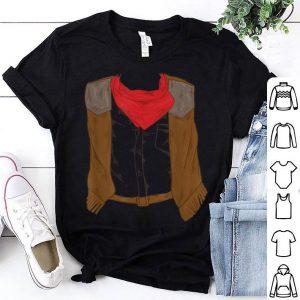 Hot Cool Western Cowboy Halloween Costume Cowgirl Gift shirt