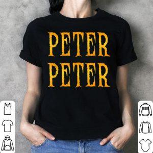 Official Peter Peter Halloween Costume shirt