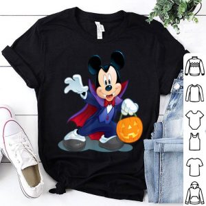 Original Disney Halloween Mickey Mouse Vampire shirt
