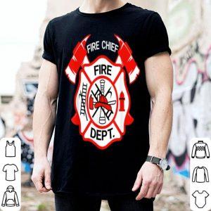 Original Firefighter Halloween Costume Fire Chief shirt