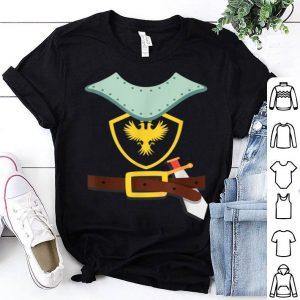 Original Knight In Shining Armor Sword Suit Halloween Costume shirt