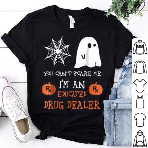 Top Halloween Educated Drug Dealer shirt