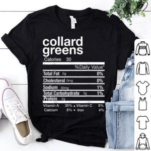 Awesome Collard Greens Nutrition Matching Family Thanksgiving Xmas sweater