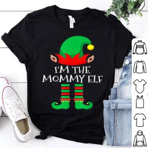 Awesome Funny Mommy Elf Christmas sweater