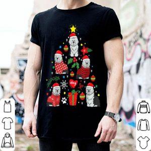 Awesome Old English Sheepdog Sheepie Christmas Ornament Tree Gift shirt