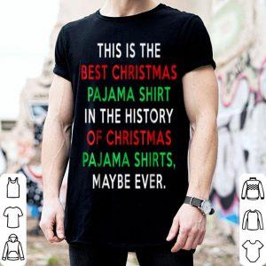 Awesome Trump Christmas Pajamas - Funny Trump Quote sweater