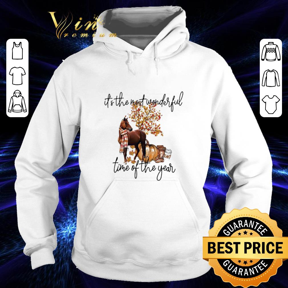 Cheap Horse it s the most wonderful time of the year shirt 4 - Cheap Horse it's the most wonderful time of the year shirt
