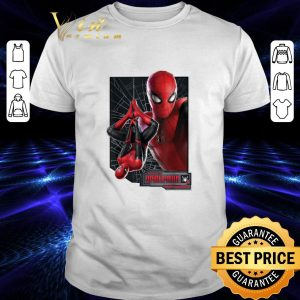 Cool Marvel Spider-Man Far From Home web frame shirt