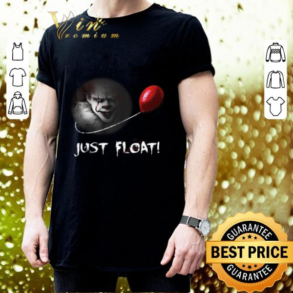 Cool Pennywise Nike just float IT shirt