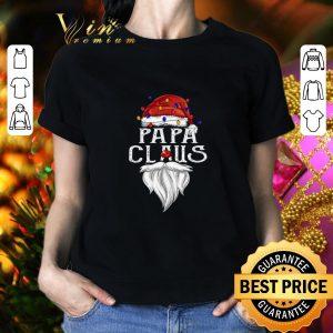 Cool Santa Papa Claus Christmas shirt