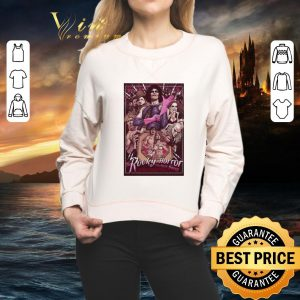 Cool The Rocky Horror Picture Show don't dream it be it shirt