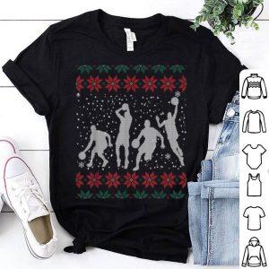 Hot Basketball Ugly Christmas Gift shirt