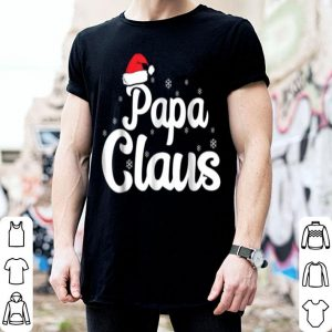 Hot Papa Claus Christmas Family Matching Pajama shirt
