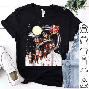 Nice Bernese Mountain Dog Reindeer Christmas 2018 Dog shirt
