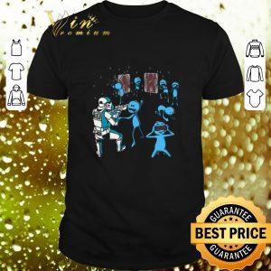 Nice Meeseeks and Destroy Star Wars shirt