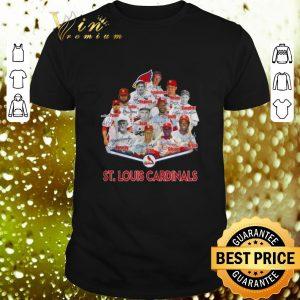 Nice St. Louis Cardinals players name shirt