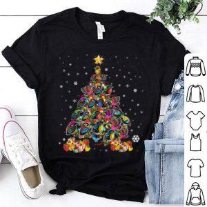Official Birds Christmas Tree Funny Christmas Bird Lovers Gift shirt