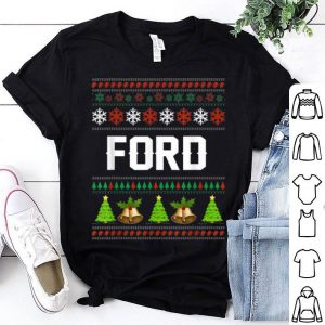 Official FORD Christmas Family Ugly Christmas shirt