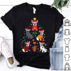 Official French Bulldog Christmas Ornament Tree Decor Funny Dog Gift sweater