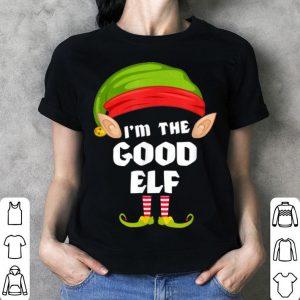 Original Good Elf Matching Family Group PJ Christmas shirt