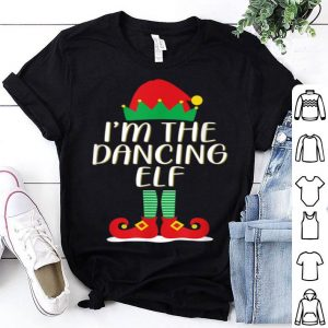 Original I'm The Dancing Elf Family Matching Group Christmas sweater