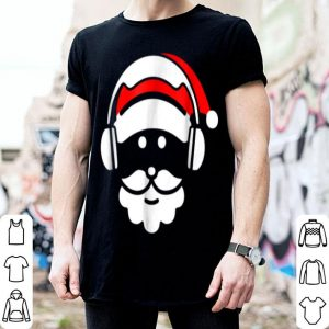 Original Santa Music Christmas - Best Santa Christmas Tee shirt