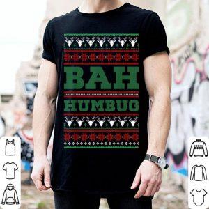 Premium Bah Humbug Ugly Christmas Funny Xmas Gift shirt