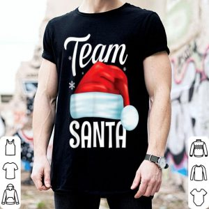 Premium Team Santa Funny Christmas Family Matching Pajama Gift shirt