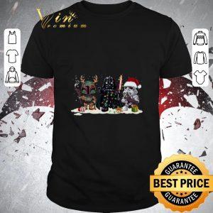 Star Wars Stormtrooper Boba Fett Darth Vader Christmas shirt