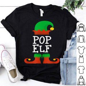 Top Pop Elf Christmas Funny sweater