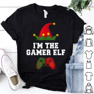 Awesome I'm The Gamer Elf Matching Family Group Funny Christmas sweater