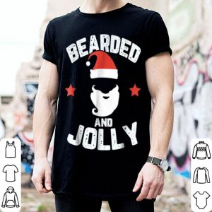 Bearded And Jolly Fun Christmas Santa Claus sweater