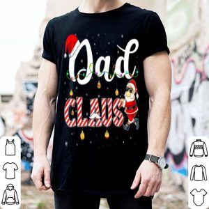 Beautiful Cute Christmas Dad Santa Hat Gift Matching Family Xmas sweater