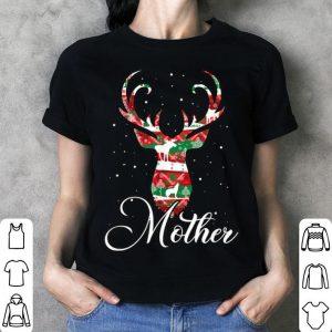 Beautiful Mother Reindeer Matching Family Pajama Xmas sweater