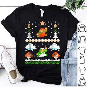 Beautiful Super Mario Mario Goomba Ugly Christmas sweater