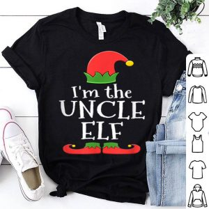 Beautiful Uncle Elf for Matching Family Group sweater