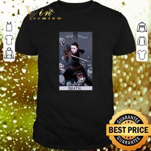Nice Game Of Thrones Arya Stark Death shirt